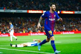 Lionel Messi Nets Four as Barcelona Maintain Perfect Start