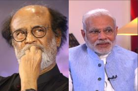 Rajinikanth Extends Support To PM Narendra Modi's 'Swachhata Hi Seva'