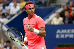 Nadal On Course For Maiden Paris Masters Title, To Play Del Potro Next