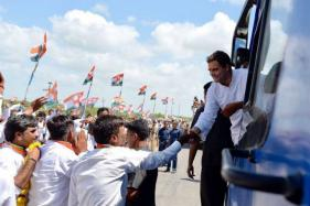 Rahul Gandhi in Gujarat LIVE: Gujarat Govt Should Function from Here, Not Delhi, Says Congress V-P