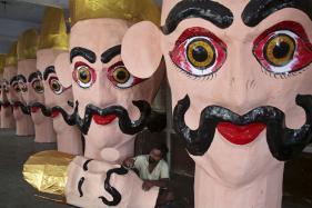 Dussehra 2017: Titarpur, The Largest Effigy Market of Asia