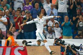 Champions League: Returning Ronaldo Hits Double in Routine Real Madrid Win