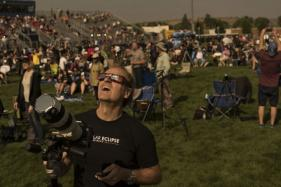 Air Travel to Solar Eclipse Cities Nearly Doubled Last Week