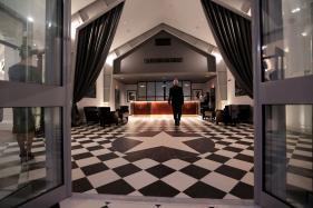 Historic Titanic Building in Belfast Restored as Luxury Hotel