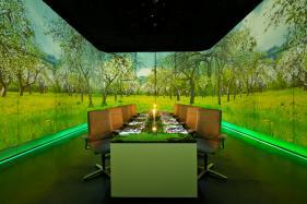 Ultraviolet, Shanghai's Insanely Avant Garde Restaurant, Picks Up Coveted Three Michelin Stars