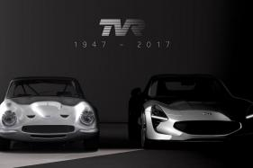 TVR Sportscar Teased Before Official Debut on Friday