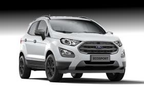 2018 Ford EcoSport to Launch in India Next Month