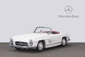 Mercedes-Benz 300 SL Models Sold for Over a Million Euros
