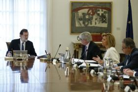 Spanish Govt Meets to Impose Direct Rule in Rebel Catalonia