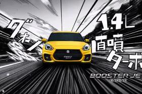 New Suzuki Swift Sport Video Given a Mind-Blowing Anime Style Tokyo Drift Feel