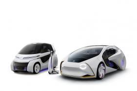 Toyota to Unveil Autonomous Concept-I Series at Tokyo Motor Show