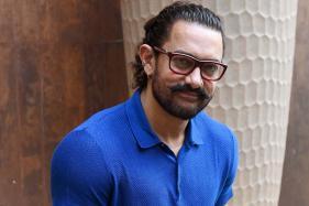 Aamir Khan at 'Secret Superstar' Photocall in Delhi