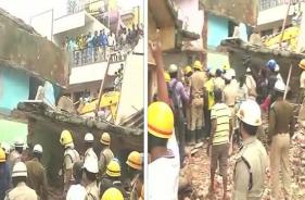 Bengaluru House Collapse: 6 Killed After LPG Cylinder Blast, Many Feared Trapped