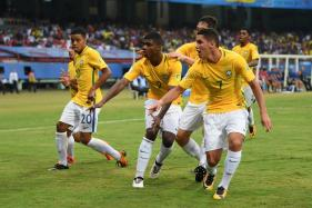 FIFA U-17 World Cup: Midfield Was Not Good in Defensive System, Says Brazil Coach