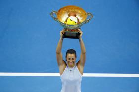 Caroline Garcia Pulls Off Simona Halep Upset to Win China Open