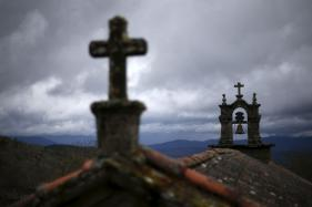 Greek Church Bells Ring Funeral Toll Over Sex Change Law
