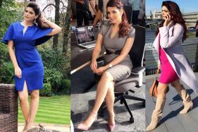 Bollywood actress Ihana Dhillon's hot avatar in Hate Story 4