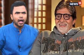 Fake Off with Amitabh Bachchan on his 75th birthday