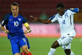 FIFA U-17 World Cup: France Thrash Honduras 5-1