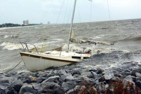 Deadly Hurricane Nate Approaches US Gulf Coast
