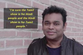 Rahman Trolls Hindi Speaking Fans Who Complained About His Concert