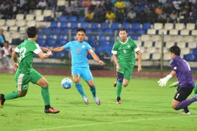 FIFA Rankings: India Move Up Two Places to 105