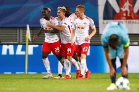 Champions League: Leipzig Claim Landmark Success Beating FC Porto 3-2