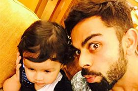 Kohli & Ziva's Cat Connection at Dhoni's House Will Leave You in Splits