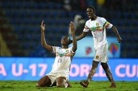 FIFA U-17 World Cup: Mali Advance to Semi-finals After 2-1 Win Over Ghana