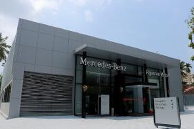 Mercedes-Benz Inaugurates New Body and Paint Center in Kochi