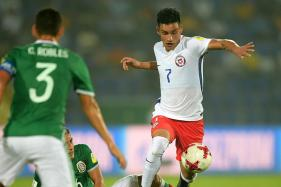 FIFA U-17 World Cup: Mexico, Chile Play Out Goalless Draw