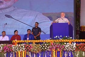 PM Hits Back at 'Vikas' Memes, Says Progress Stopped at Hand Pumps Earlier