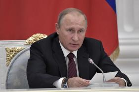Putin Says US Plotted Doping Scandal to Swing Russian Vote