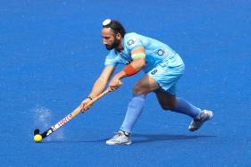 Sardar Says He's Not Done Yet, Eyes 2020 Olympics for Parting Shot