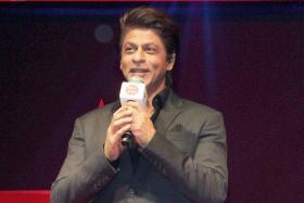 Shah Rukh Khan at 'TED Talks India: Nayi Soch' Launch Event