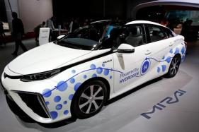 Hydrogen Fuel-Cell Car Push 'Dumb'? Toyota Makes a Case For The Mirai