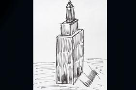 Donald Trump's Empire State Building Doodle Fetches $16,000