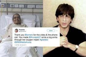 After #SRKMeetsAruna Goes Viral, SRK Responds To Cancer Patient's Last Wish To Meet Him