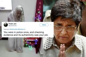 Kiran Bedi Trolled Over Sharing A Fake Video Of Narendra Modi's Mother
