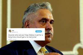 Vijay Mallya's Speedy Bail is the Latest Target of Twitter Jokes