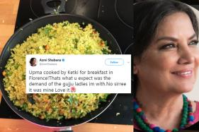 Shabana Azmi Massively Trolled On Twitter For Captioning 'Poha' As 'Upma'