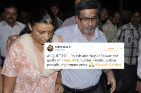 Twitter Rejoices As Talwars Acquitted In Aarushi Murder Case