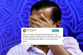 After Arvind Kejriwal's Wagon R Gets Stolen, Twitter Loses Its Calm