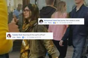 Malala Yousafzai Trolled For Wearing 'Jeans And Heels' In A Viral Pic