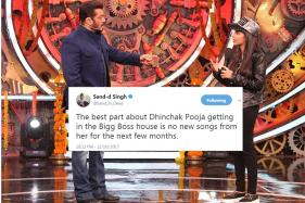 Twitter Loses Its Collective Calm As Dhinchak Pooja Enters Bigg Boss House