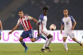 FIFA U-17 World Cup: Weah Hat-trick Helps USA Power Past Paraguay