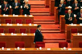 China's Xi Set to Codify Legal Clout, Anti-Graft Campaign at Congress