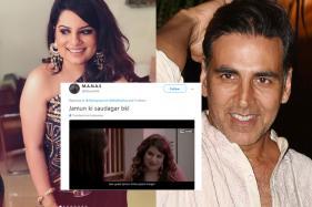 Mallika Dua Hits Back at Trolls After Akshay Kumar's Insensitive Remark