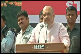 Amit Shah Kicks Off Anti-Left Rally, Says They're 'Politically Violent by Nature'