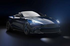 NFL Star Tom Brady Signature Edition Aston Martin Vanquish S Volante Unveiled